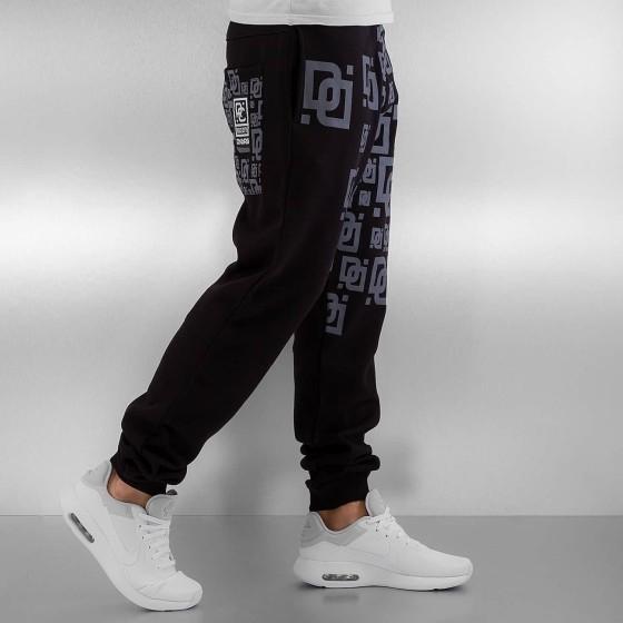 Ανδρικό Παντελόνι Φόρμας Μαύρο