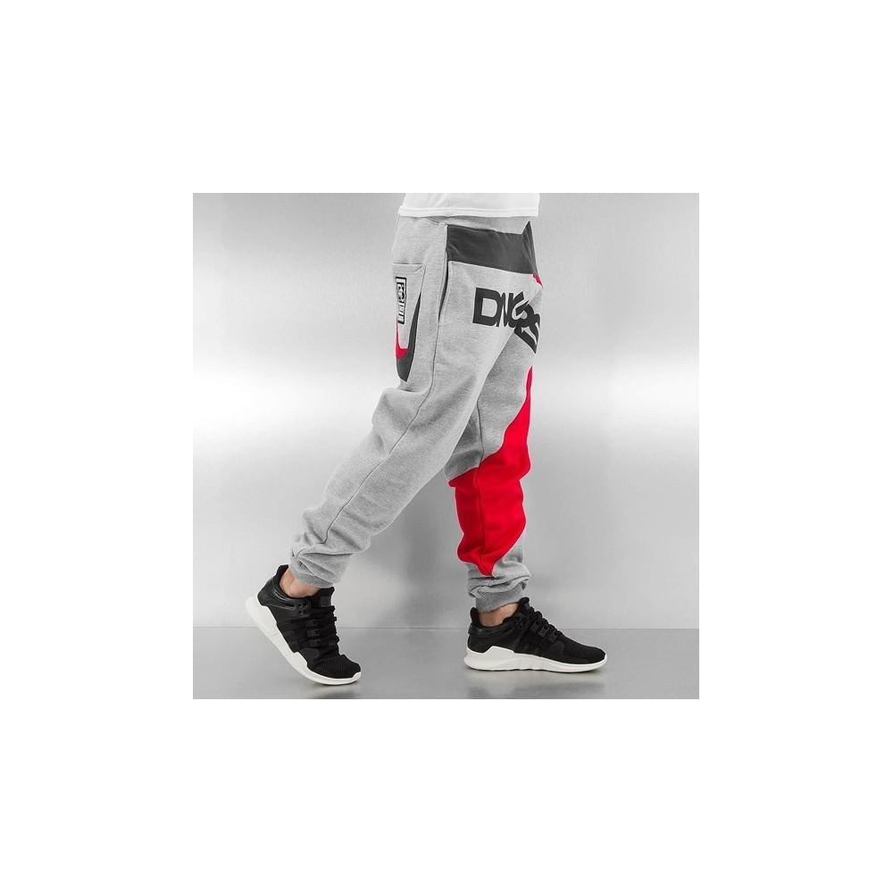 Sweat Pants in grey melanze