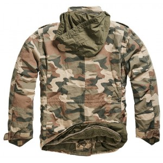 Men's Jacket Camo