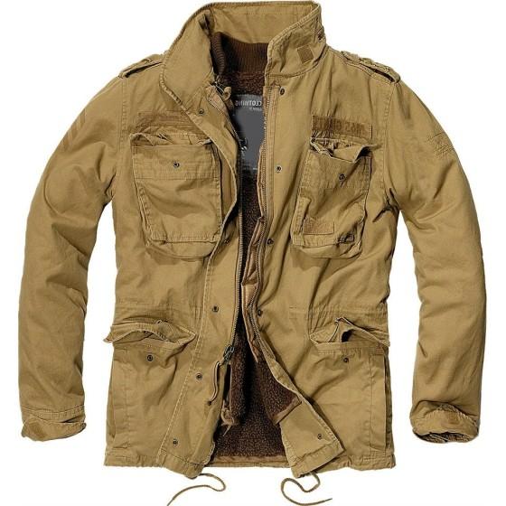 Men's M-65 Giant Jacket - Camel