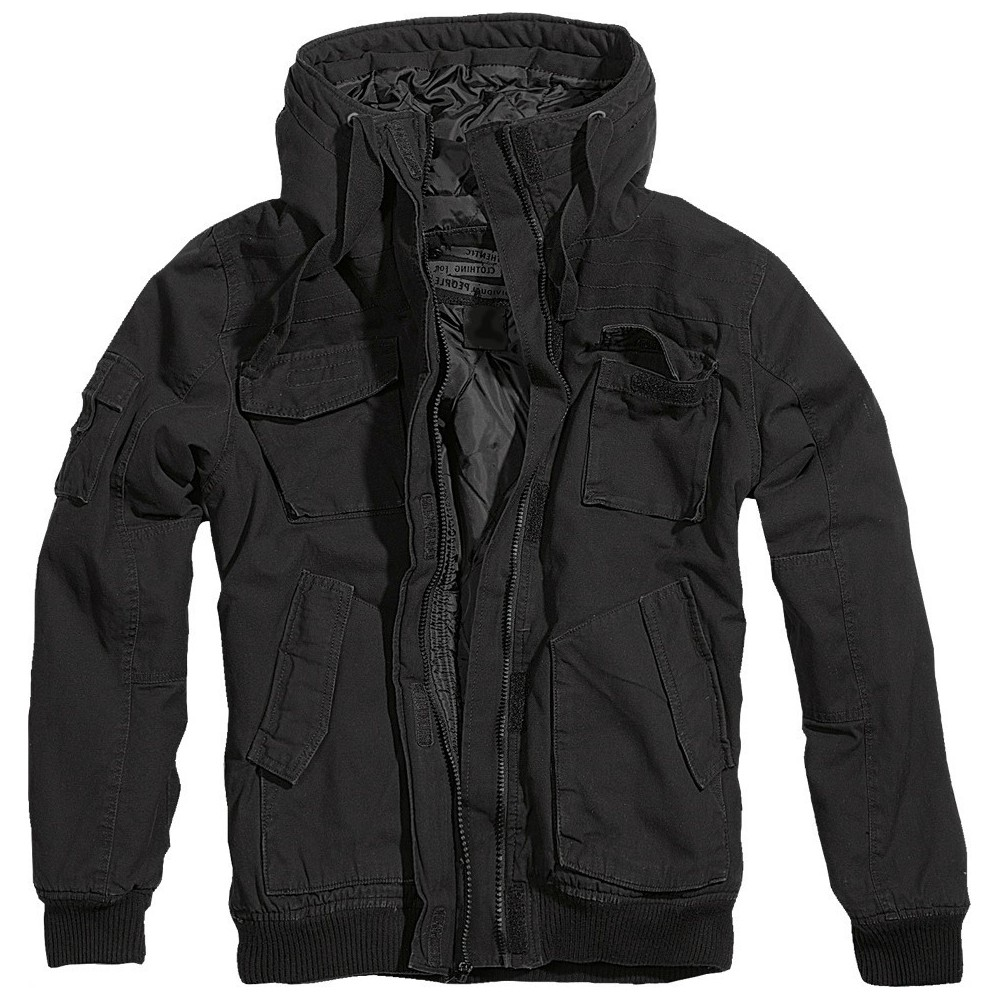 Men's Jacket - Black