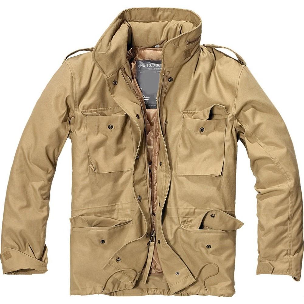 Men's Classic Jacket Camel