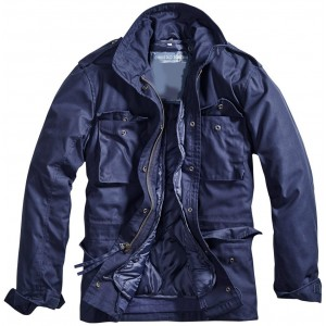Men's Classic Jacket Navy Blue