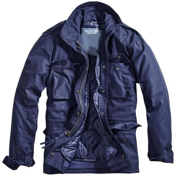 Men's Classic Jacket Navy Blue