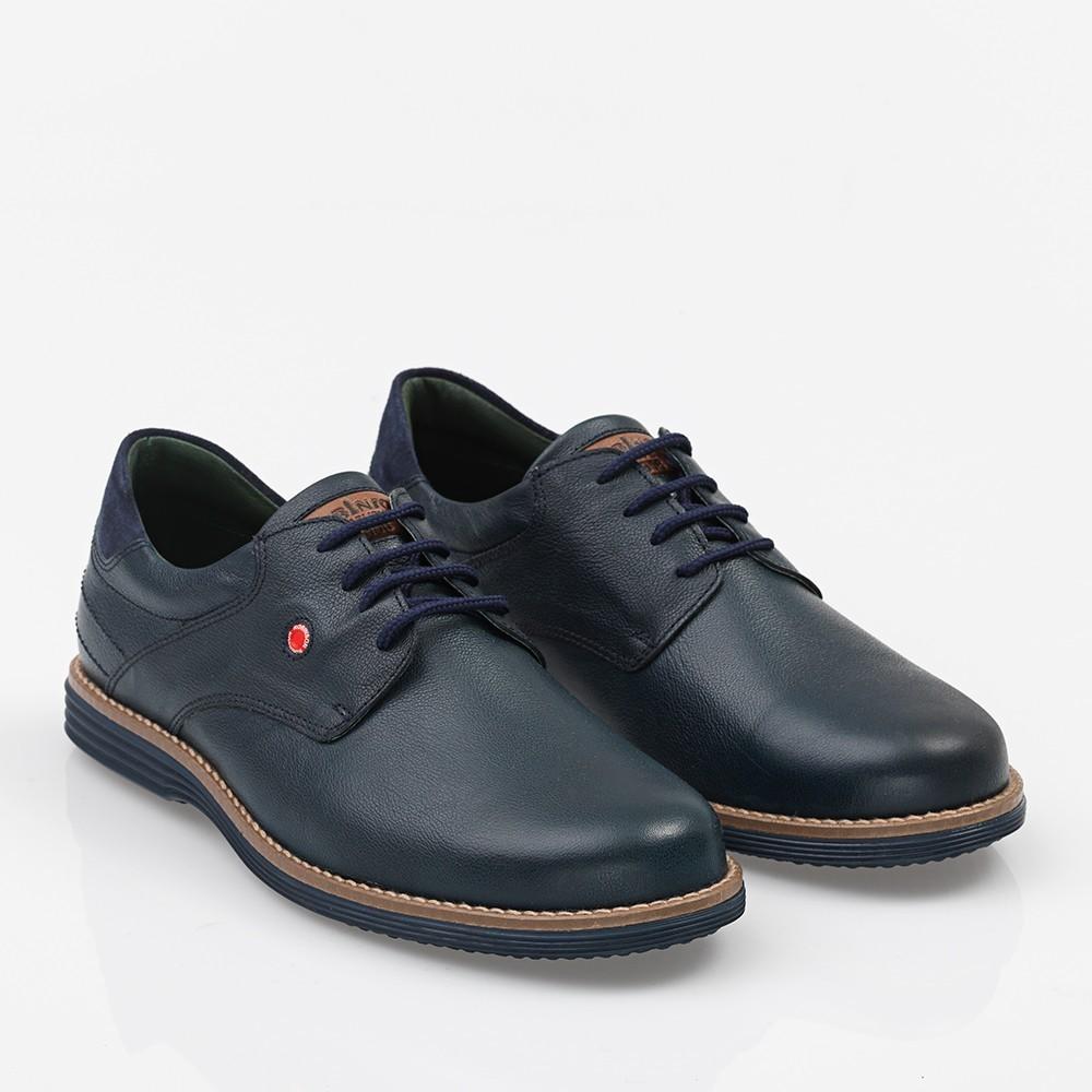 Men's Shoes Blue