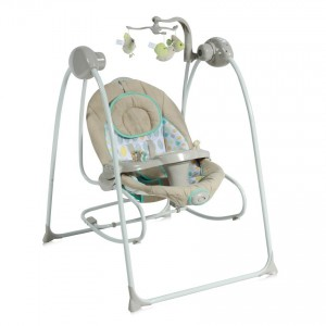 Electric Swing TANGO *Option as a Baby Rocker  Beige