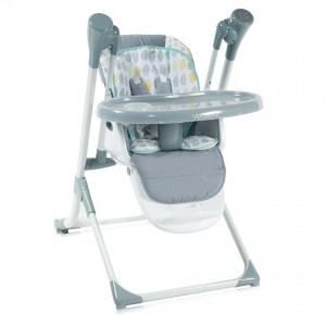 Feeding High Chair VENTURA  Grey