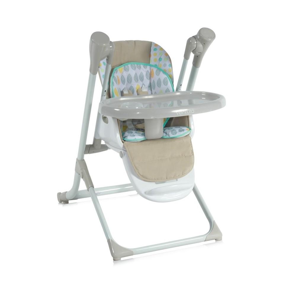Feeding High Chair VENTURA  BEIGE