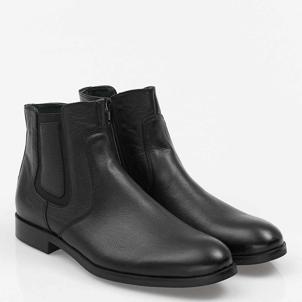 350fdebf8e5 Ανδρικά παπούτσια - Fashion.gr   Ανδρικό μποτάκι δερμάτινο