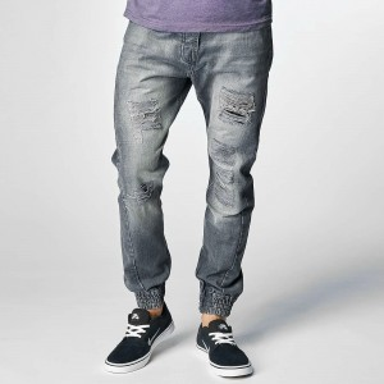 Men's Jeans MAPUTO GREYBLUE