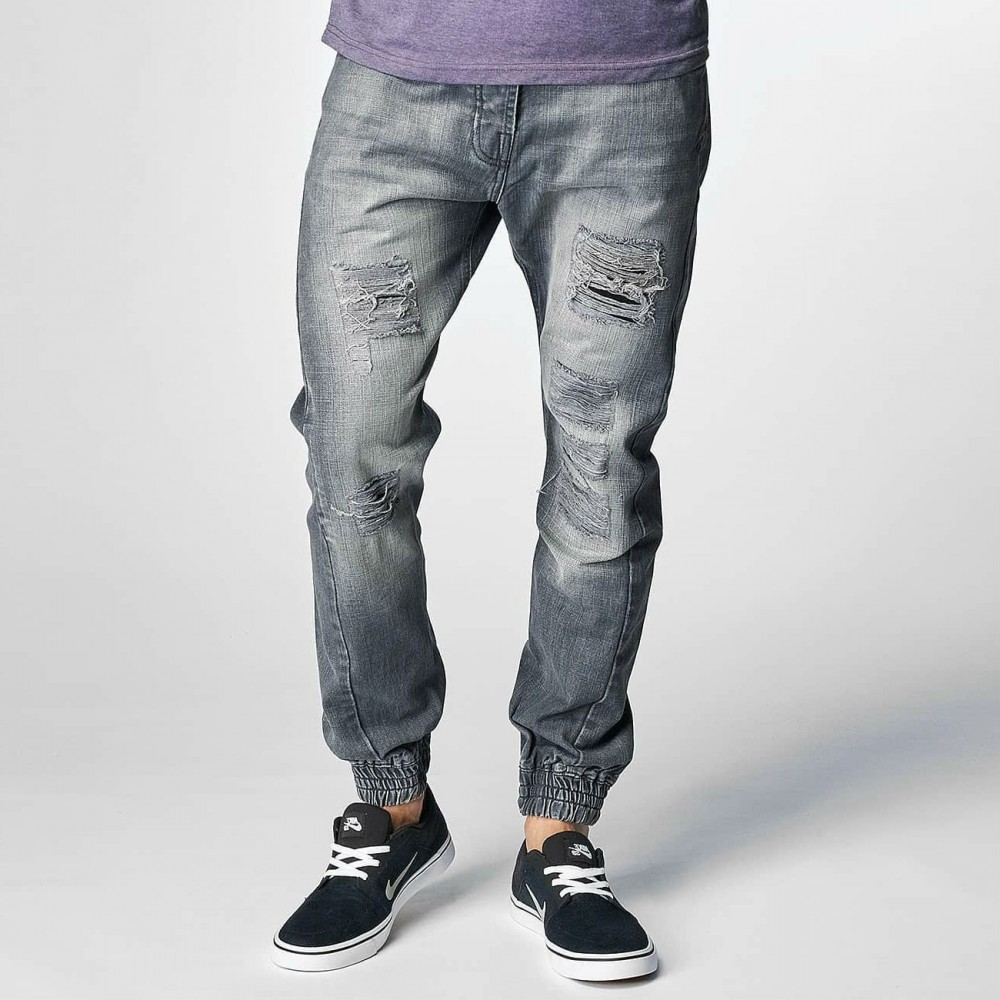 Men's Jeans MAPUTO GREYBLUE