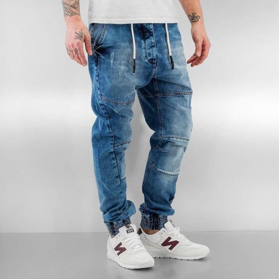 Men's Jeans ANTIFIT BLUE