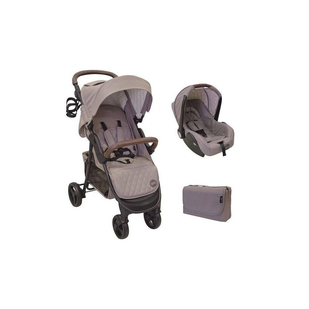 Stroller  JUST BABY  JOE DUO 2 in 1 BEIGE