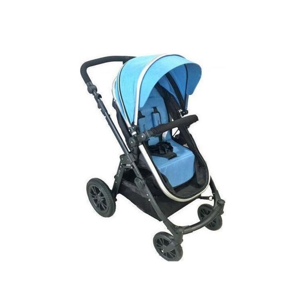 Baby Stroller Ghia 2 in 1 Reversible seat  Blue
