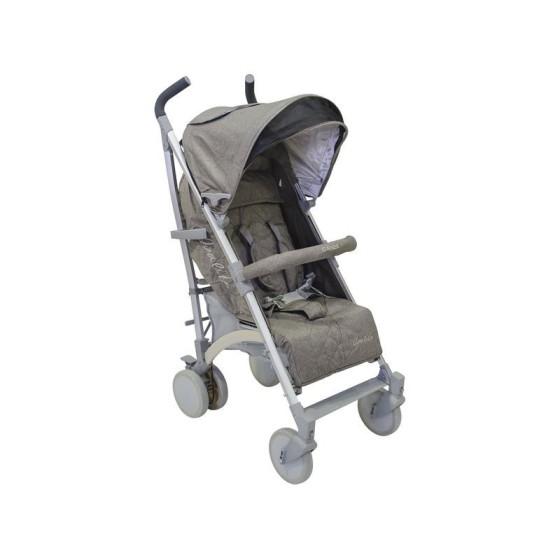 Baby Stroller Sticker CANNES BROWN