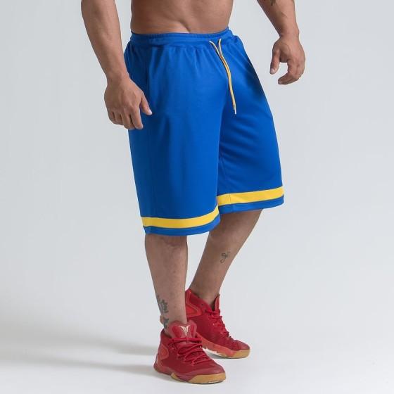 Men's active shorts - BLUE