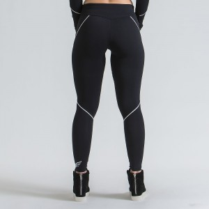 WOMEN'S DRI-FIT TRAINING TIGHTS - BLACK