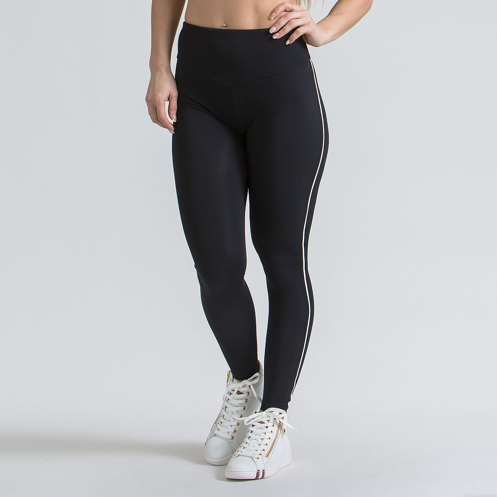 WOMEN'S DRI-FIT TRAINING TIGHTS ACTIVE BLACK