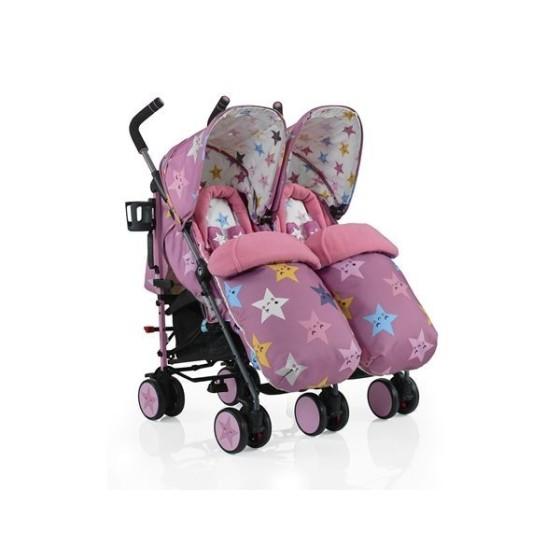 Baby Stroller Supa Dupa  Happy Stars