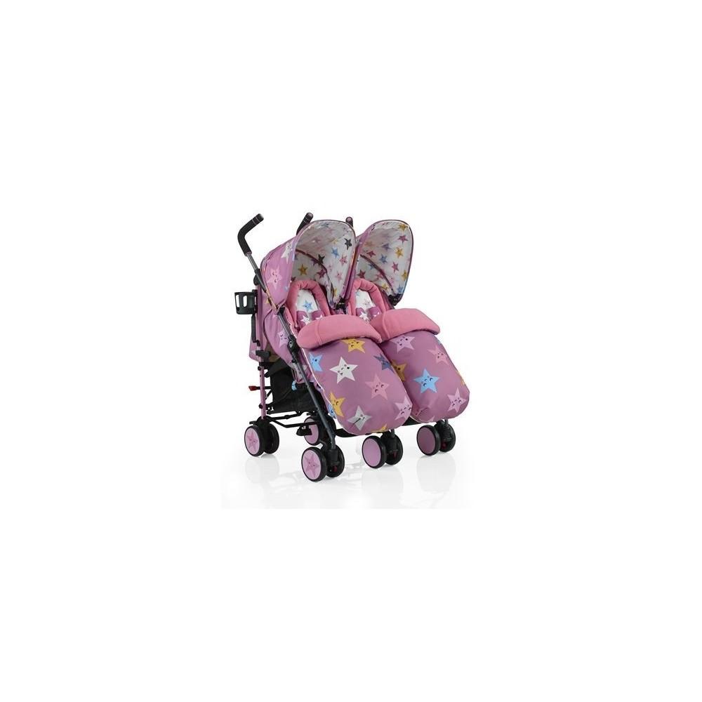 Baby Stroller Supa Dupa Go Happy Stars