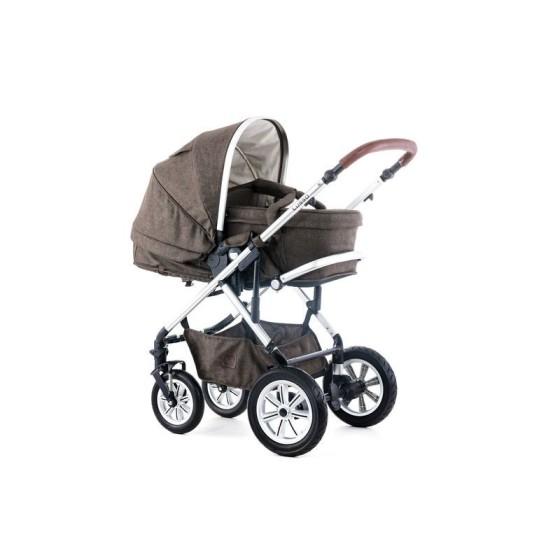Baby stroller LUSSO2 DARK BROWN 2 in 1
