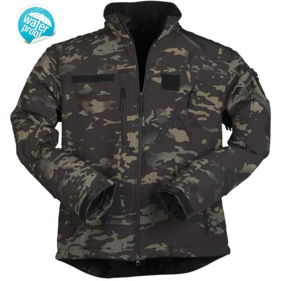 Men's Softshell Jacket SCU 14 Multitarn