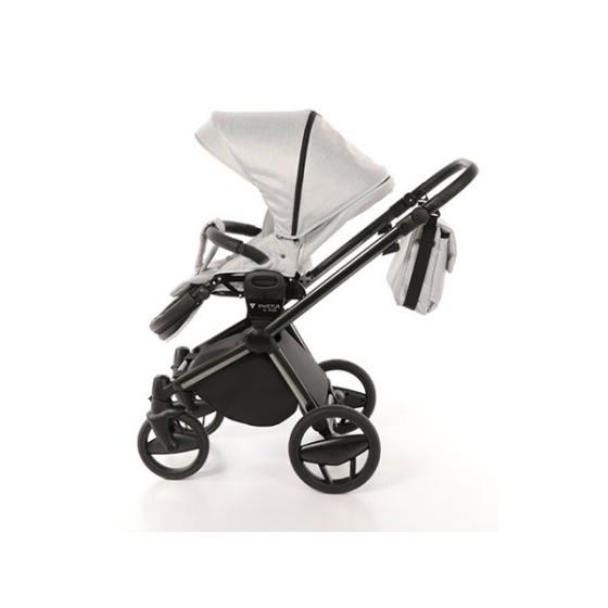Παιδικό πολυκαρότσι Invictus V-Plus 2 in 1 Light Grey