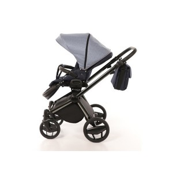 Baby stroller  V-Plus 2 in 1 Navy Blue