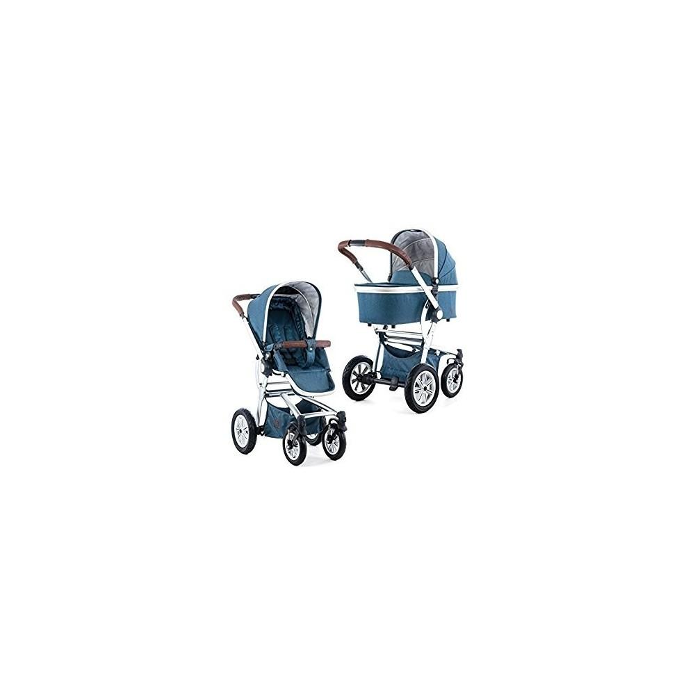 Baby stroller TREGG.INDIGO.DENIM