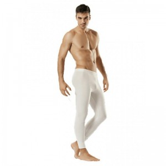 Men's thermal underwear White