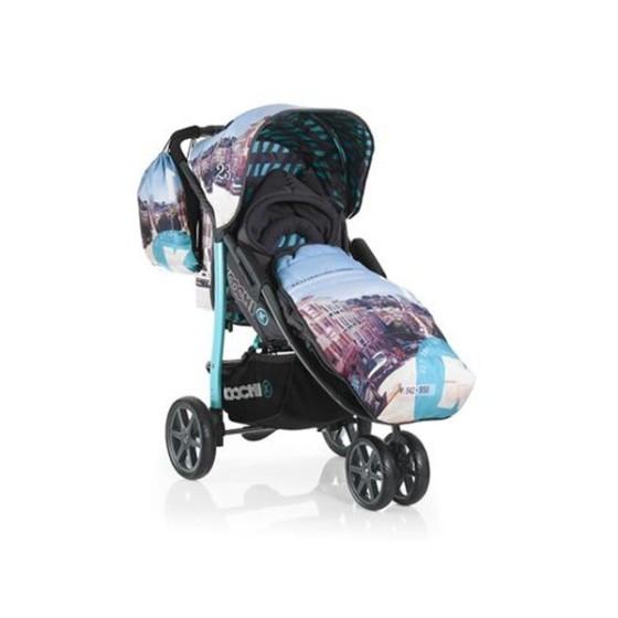 Baby stroller PUSHMATIC SAN.FRANCISCO