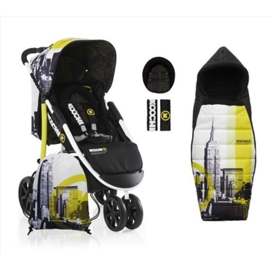 Baby stroller PUSHMATIC BROOKLYN.AM