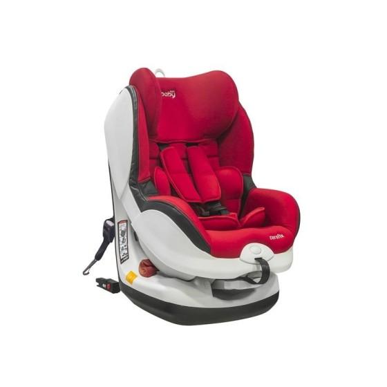 Κάθισμα Αυτοκινήτου ZEROFIX  Isofix RED