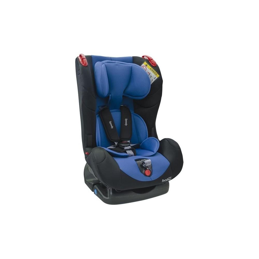 Car Seat SPEEDY Blue 0-25 kg