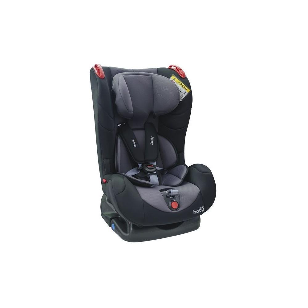 Car Seat SPEEDY Grey 0-25 kg