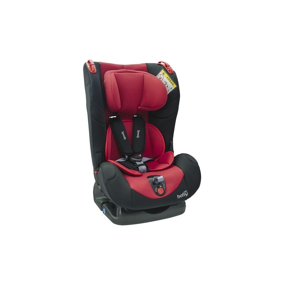 Car Seat SPEEDY Red 0-25 kg
