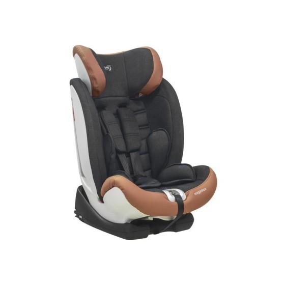 Κάθισμα αυτοκινήτου MEGA MAX  Isofix 9-36Kg BLACK&JEAN