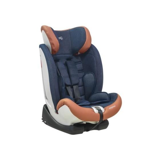 Κάθισμα αυτοκινήτου MEGA MAX  Isofix 9-36Kg BLUE&JEAN