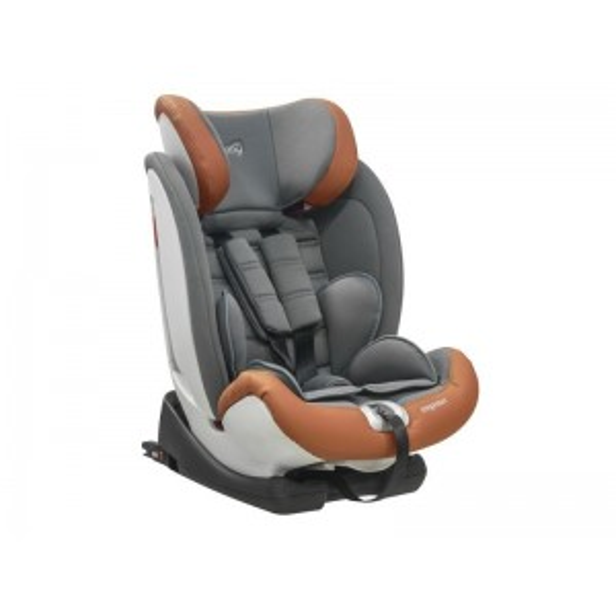 Κάθισμα αυτοκινήτου MEGA MAX  Isofix 9-36Kg  GREY
