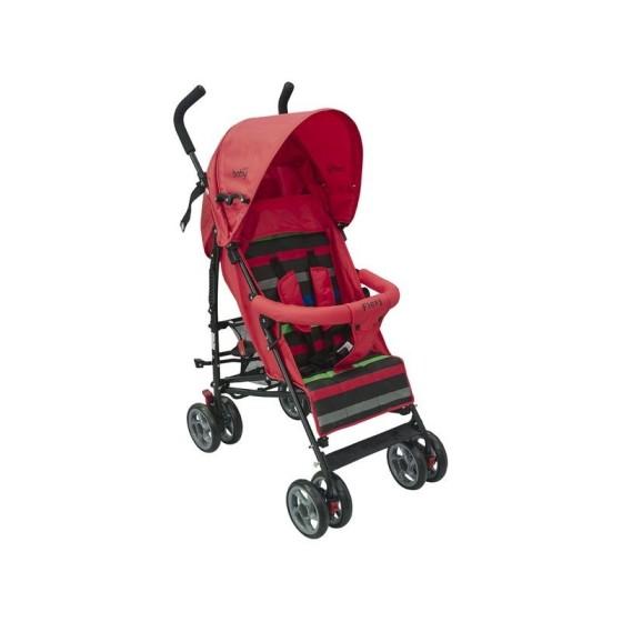 Baby stroller FLEXY RED