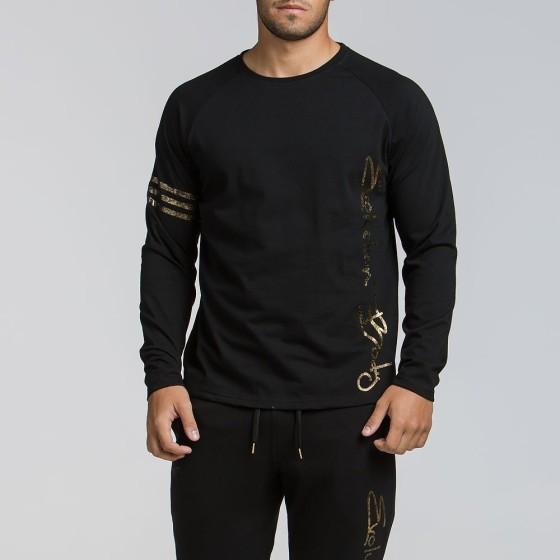 Ανδρική αθλητική μακρυμάνικη μπλούζα 2072