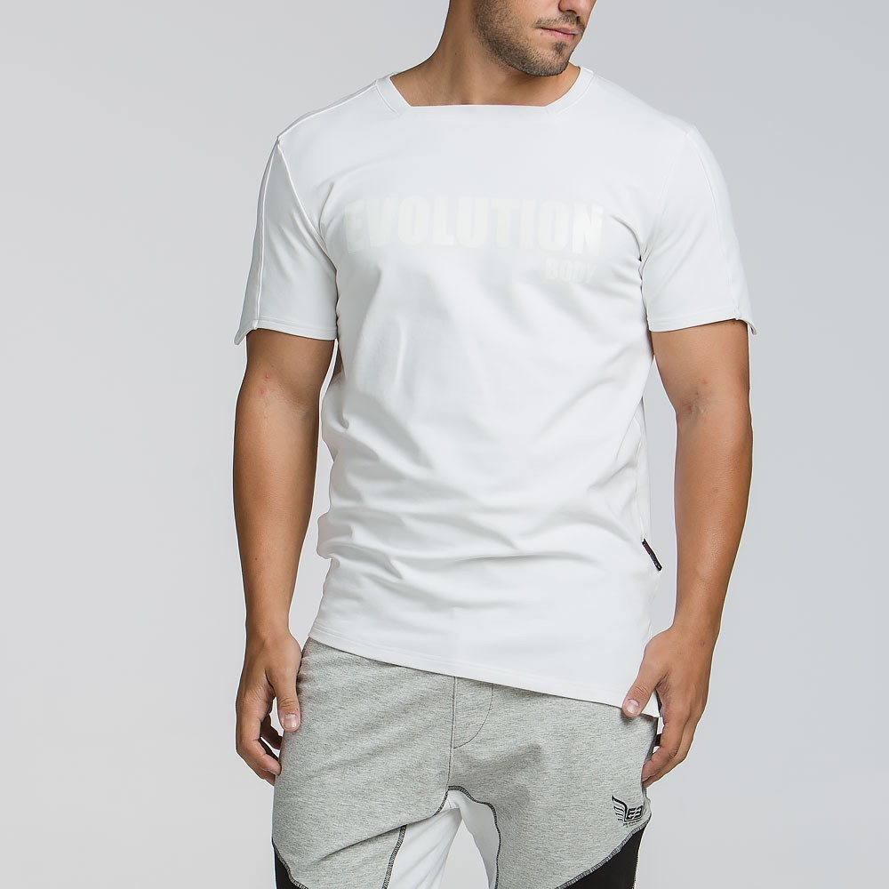 Men's t-shirt 2064WHITE