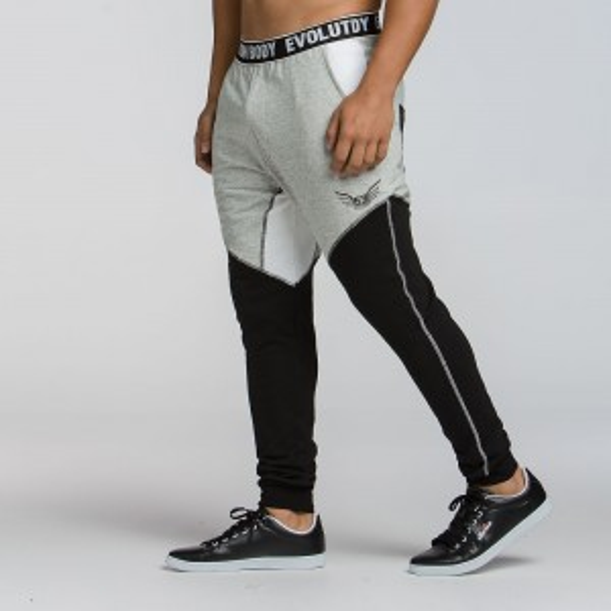 Ανδρικό παντελόνι φόρμας 2071 Γκρί