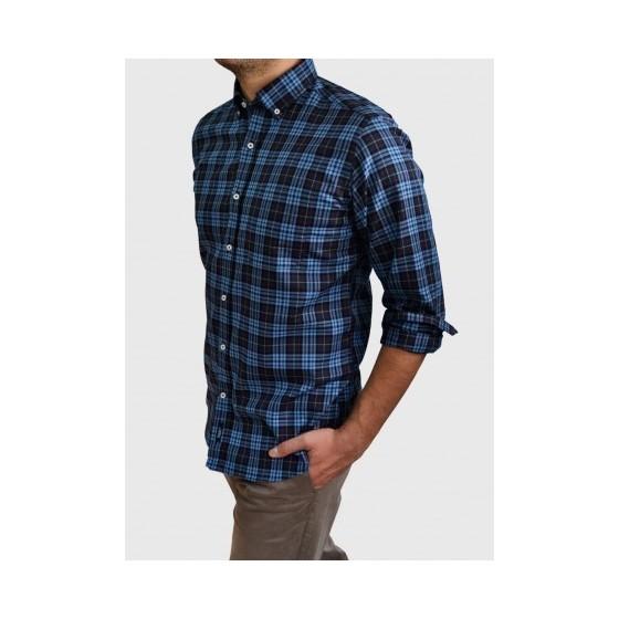 Καρό πουκάμισο regular fit