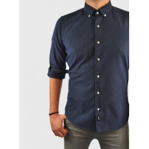 Men's shirt soft flannel slim fit