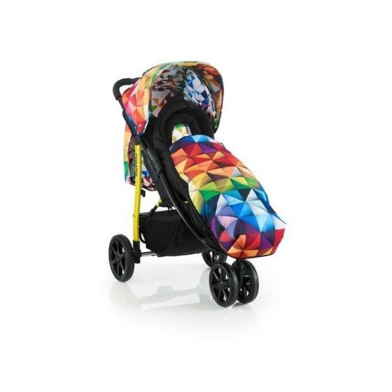 Παιδικό Καρότσι BUSY Spectroluxe - Τρίτροχο COSATTO