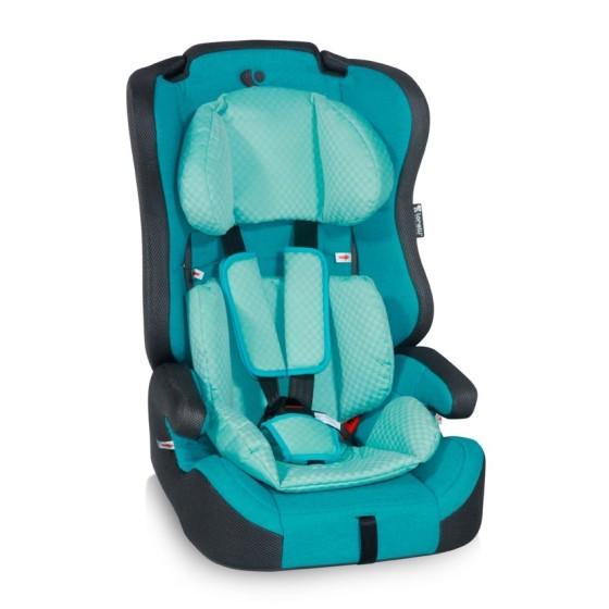Παιδικό Κάθισμα αυτοκινήτου MURATO Isofix Grey&Green