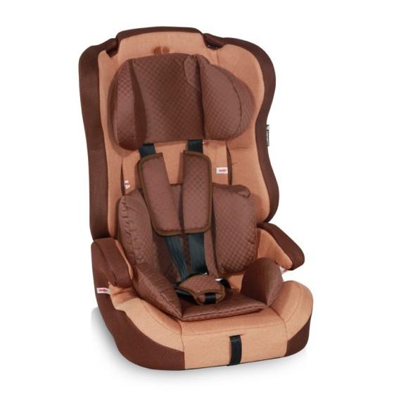 Παιδικό Κάθισμα αυτοκινήτου MURATO Isofix 9-36 kg.Beige&Brown