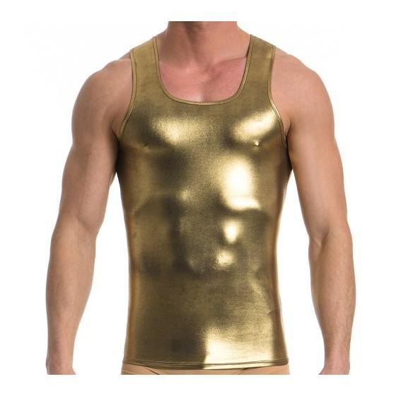 MEN'S TANKTOP GOLD 16731