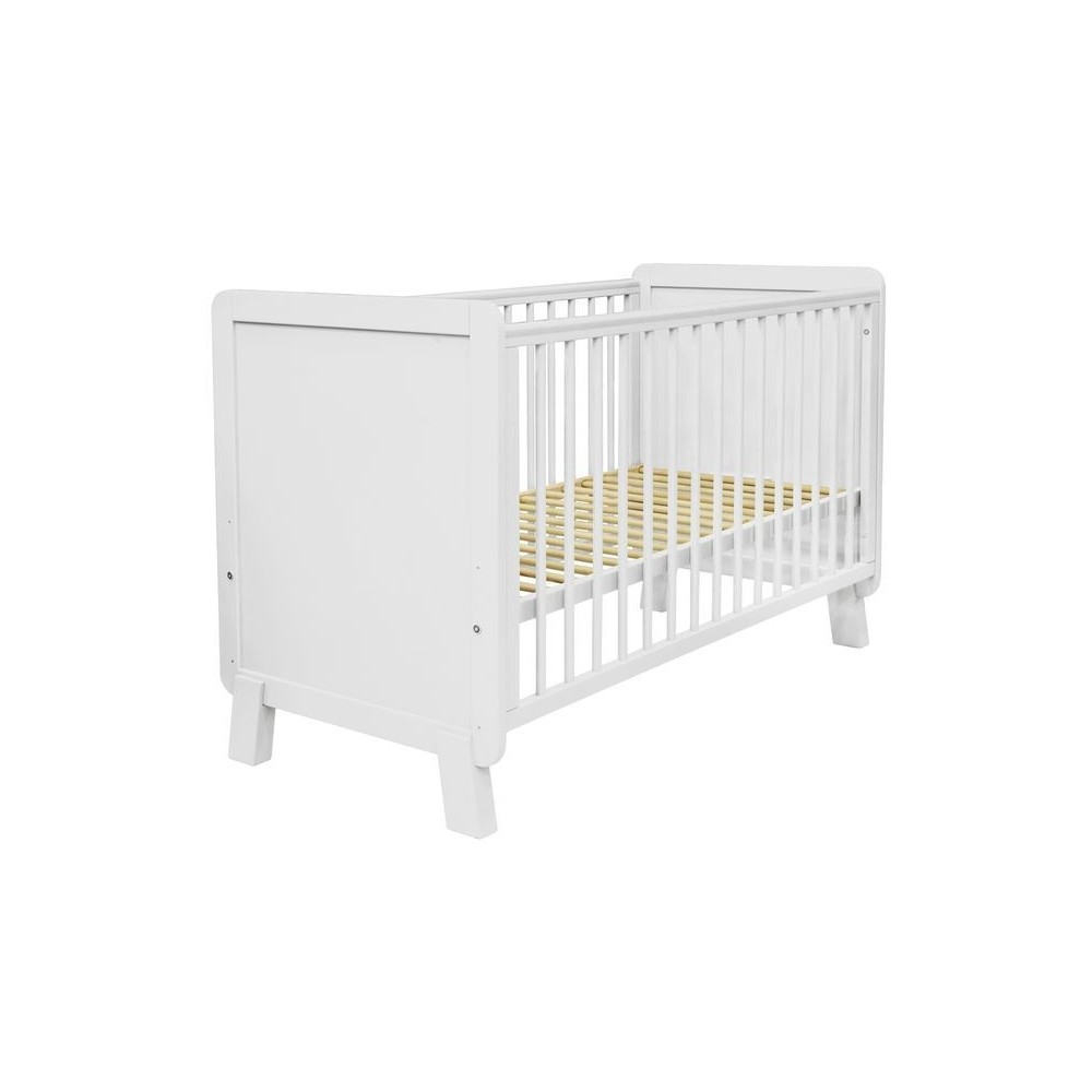 Baby Bed VICTORIA WHITE
